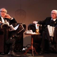 Peer Mascini en Bert Walthaus